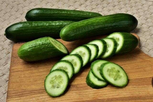 Cucumber for Glowing Skin